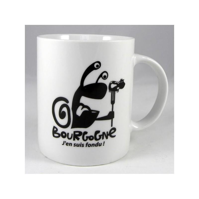 "Mug ""J'en suis fondu"""