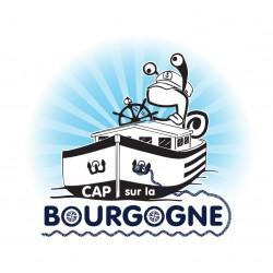 Stickers CAP sur la Bourgogne
