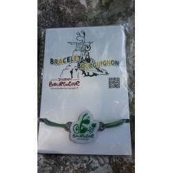 Bracelet Bourguignon VERT