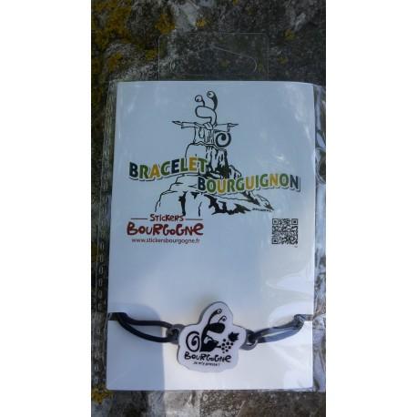 Bracelet Bourguignon NOIR