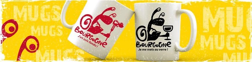 Mugs Bourgogne